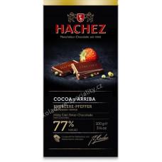 Čokoláda Cocoa d´Arriba - jahoda & pepř