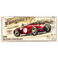 Classic Wheels Giga mléčná čokoláda 400g