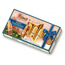 ASBACH lahvičky mléčná čokoláda-vánoční
