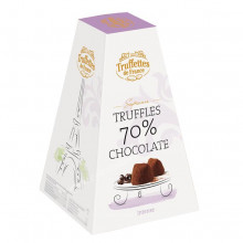 Truffles 70% Chocolate-Nature..