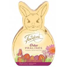 Feodora velikonoční zajíc, ple..