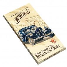 Classic Wheels hořko-sladká čokoláda 50%