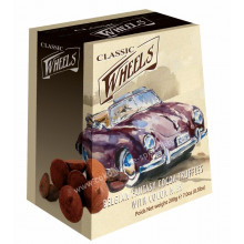 Wheels lanýže - Kakaové boby..