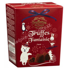Vánoční čokoládové lanýže