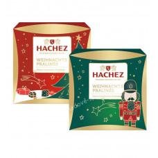 HACHEZ vánoční pralinky..