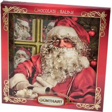 Mikuláš čokoládový dárek