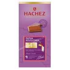 Hachez čokoláda Papua Nová Gui..