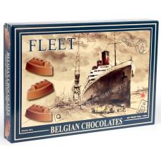 Fleet nugátové pralinky - lodě..