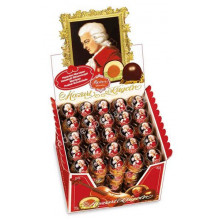 Pravé REBER Mozart Kugeln..