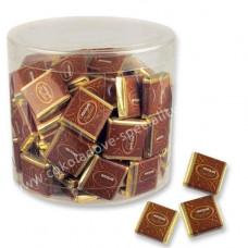 Mini čokolády v dóze, nugátové..