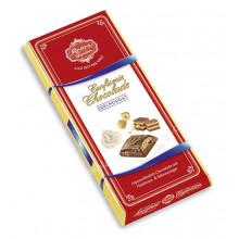 REBER nugátová čokoláda..