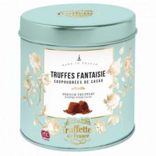 Truffes fantaisie-nature plechová dóza