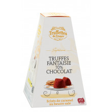 Truffles 70% Chocolate - s kou..