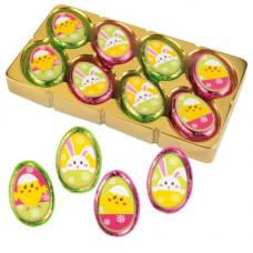 Velikonoční pralinkové vajíčko..