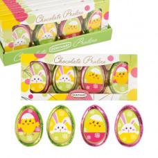 Velikonoční pralinková vajíčka..