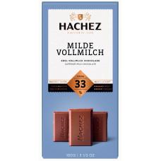 Hachez Mléčná Čokoláda 33% 100..