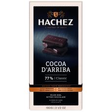 Čokoláda Cocoa d´Arriba 77%..