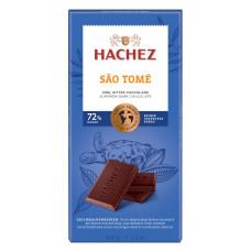 Hachez čokoláda Sao Tome 72%..