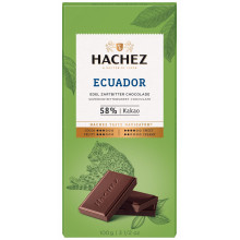 Hachez čokoláda Ekvádor 58%..