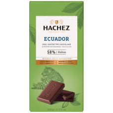 Hachez čokoláda Ekvádor 58%