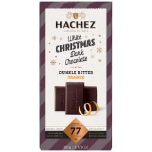 Vánoční hořká čokoláda s pomer..