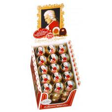 Pravé Reber Mozartovy koule, m..