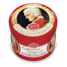Mozart Kugeln - plechová dóza..