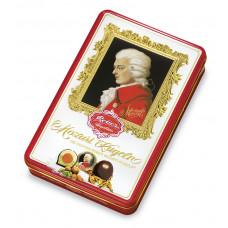 Mozart Kugeln Baroko - plechová dóza