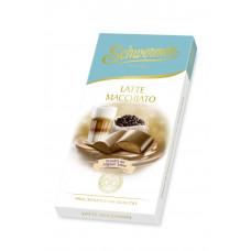 SCHWERMER čokoláda LATTE MACCH..